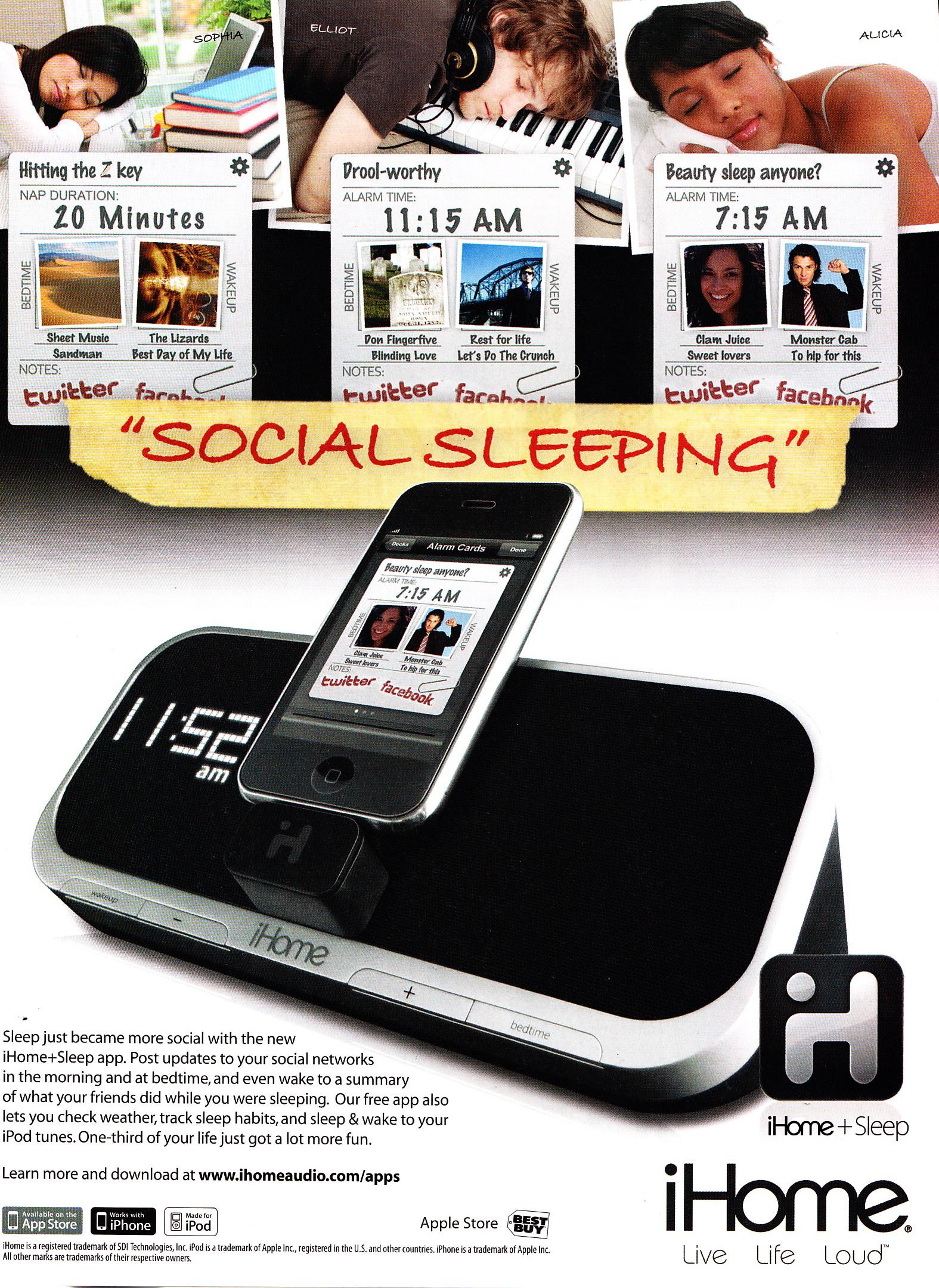 Social Sleeping