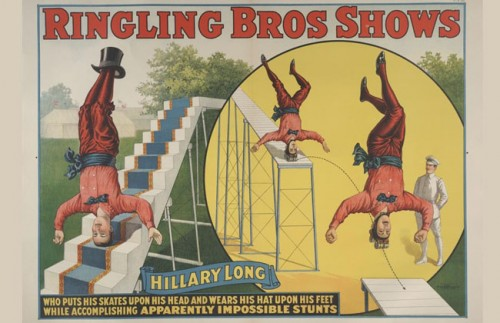 Hillary Long was not one of my relatives, but they were probably like him.