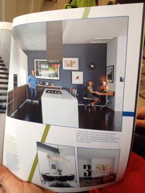 Design Lines magazine