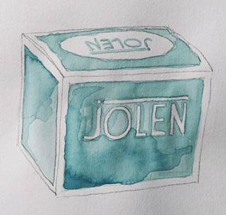 Watercolour by Alison Garwood-Jones