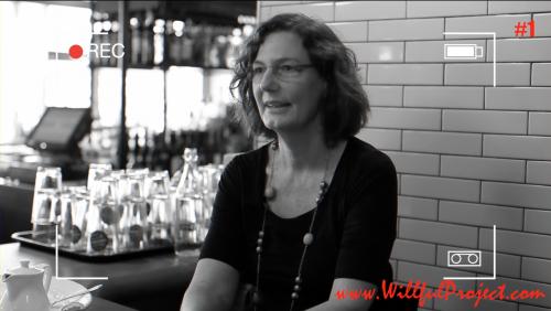 Filmmaker Maureen Judge