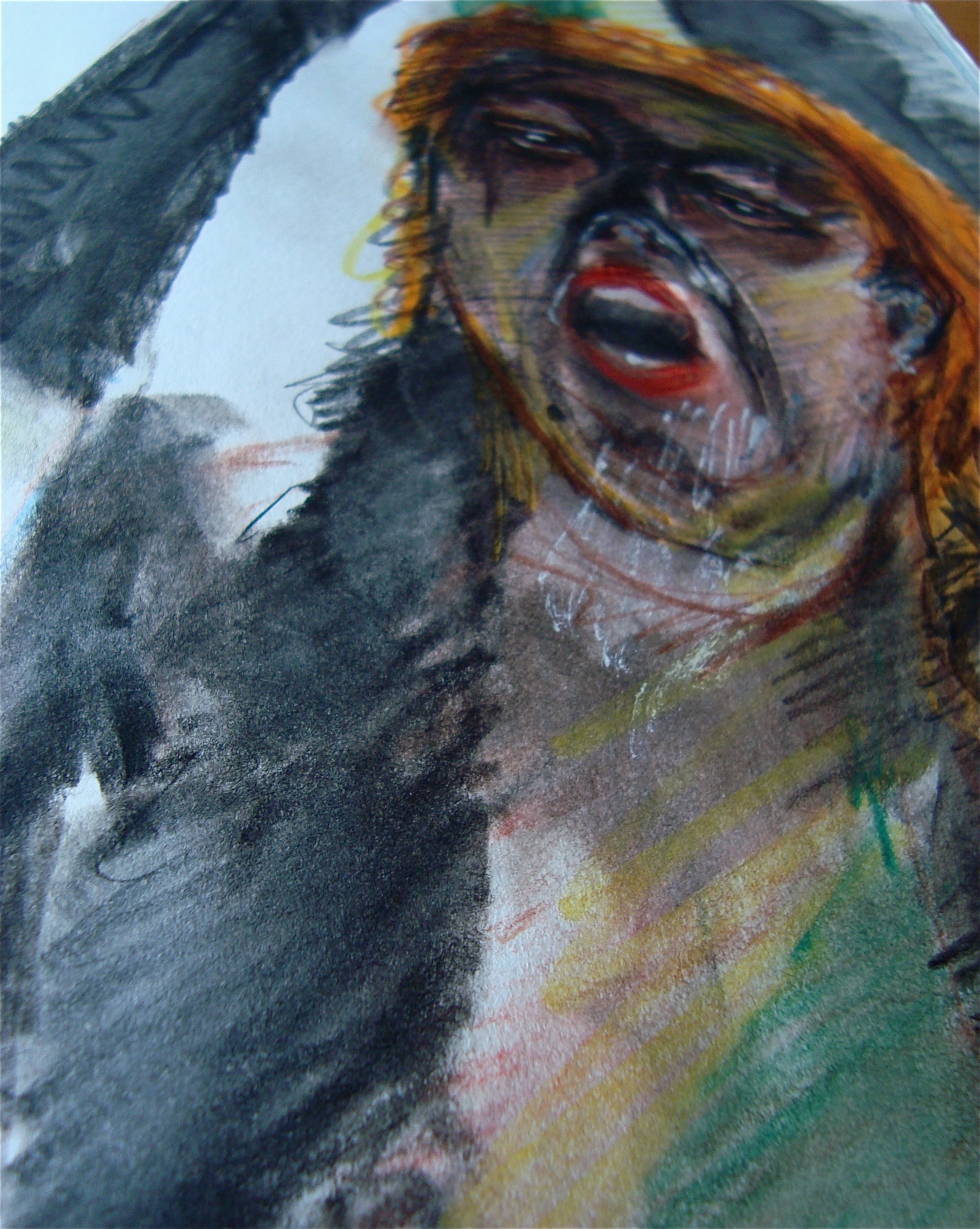 Tipsy Degas