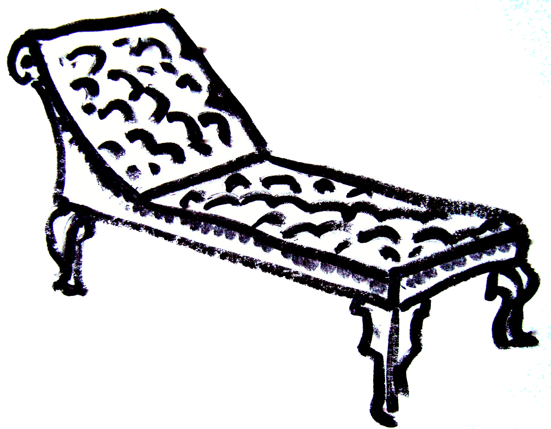 Chaise 1PS