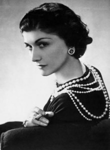 """Writer Paul Morand called Coco Chanel, the exterminating angel of 19th century style. """"The God I believe in would not be the God of the priests,"""" she said."""