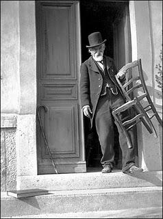 Cézanne's chair