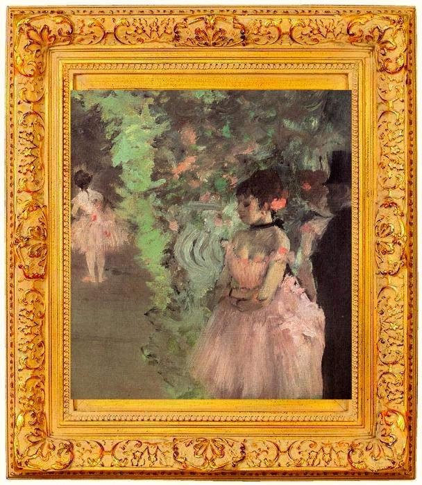 Degas Dancer