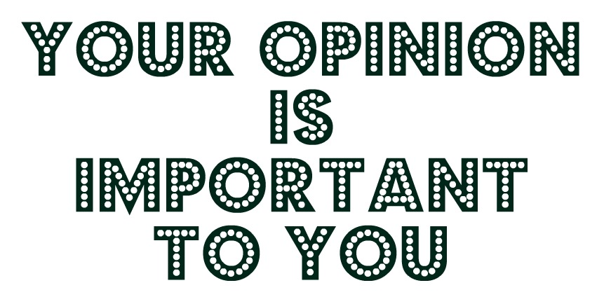 Your opinion 2
