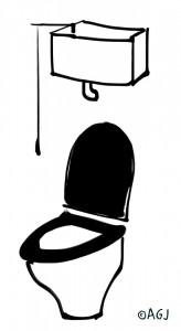 Toilet Copyright