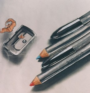 Clinique pencils
