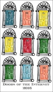 This drawing shows all the doors we knock on as publishers on the internet