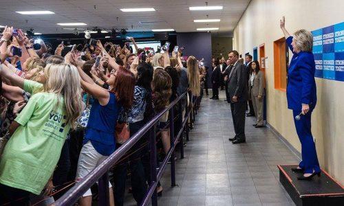 Mass Selfie