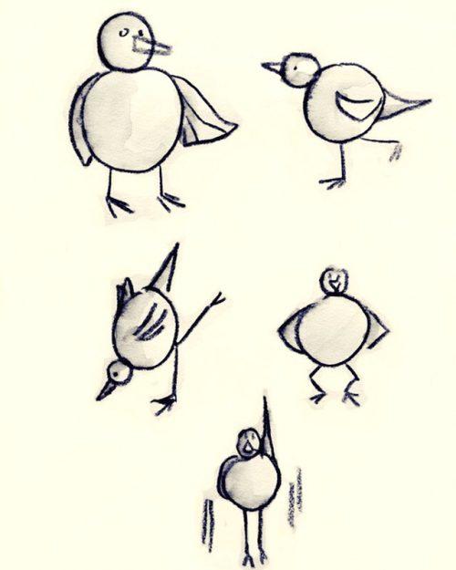 Bird Workout by Alison Garwood-Jones