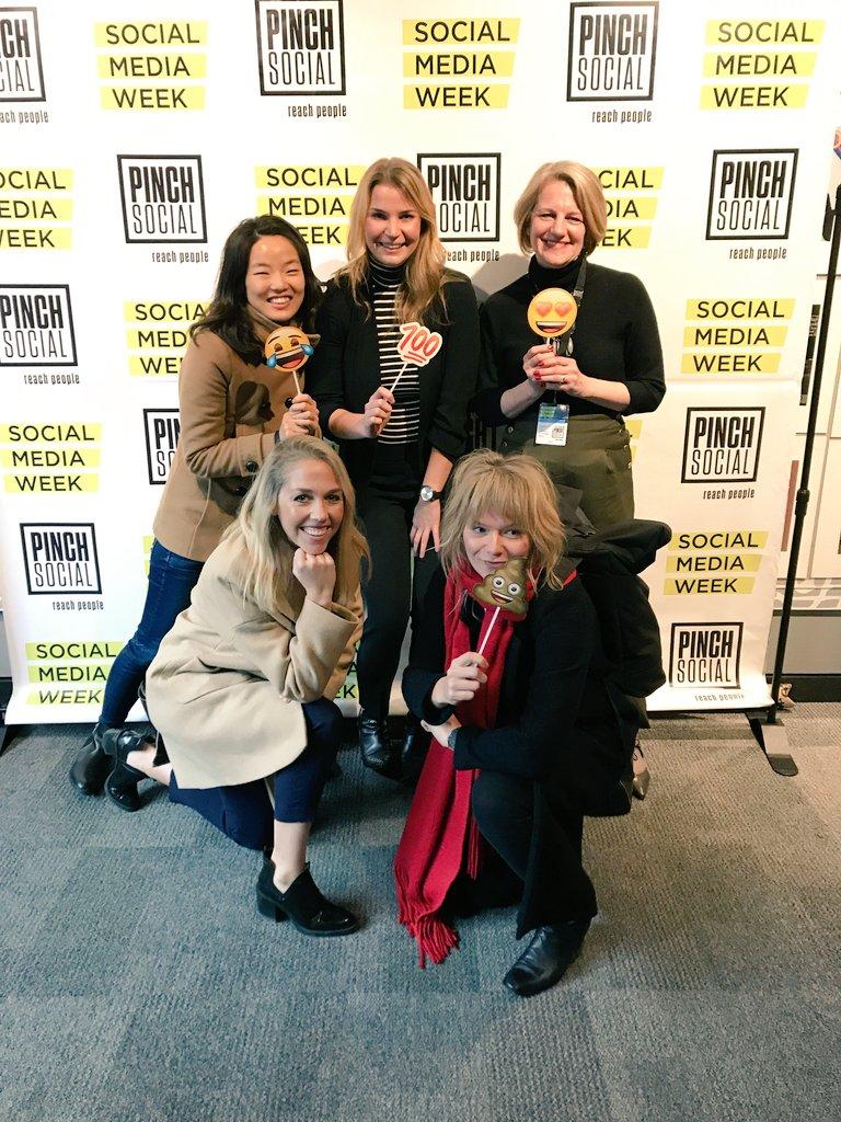 Social Media Week Toronto 2018