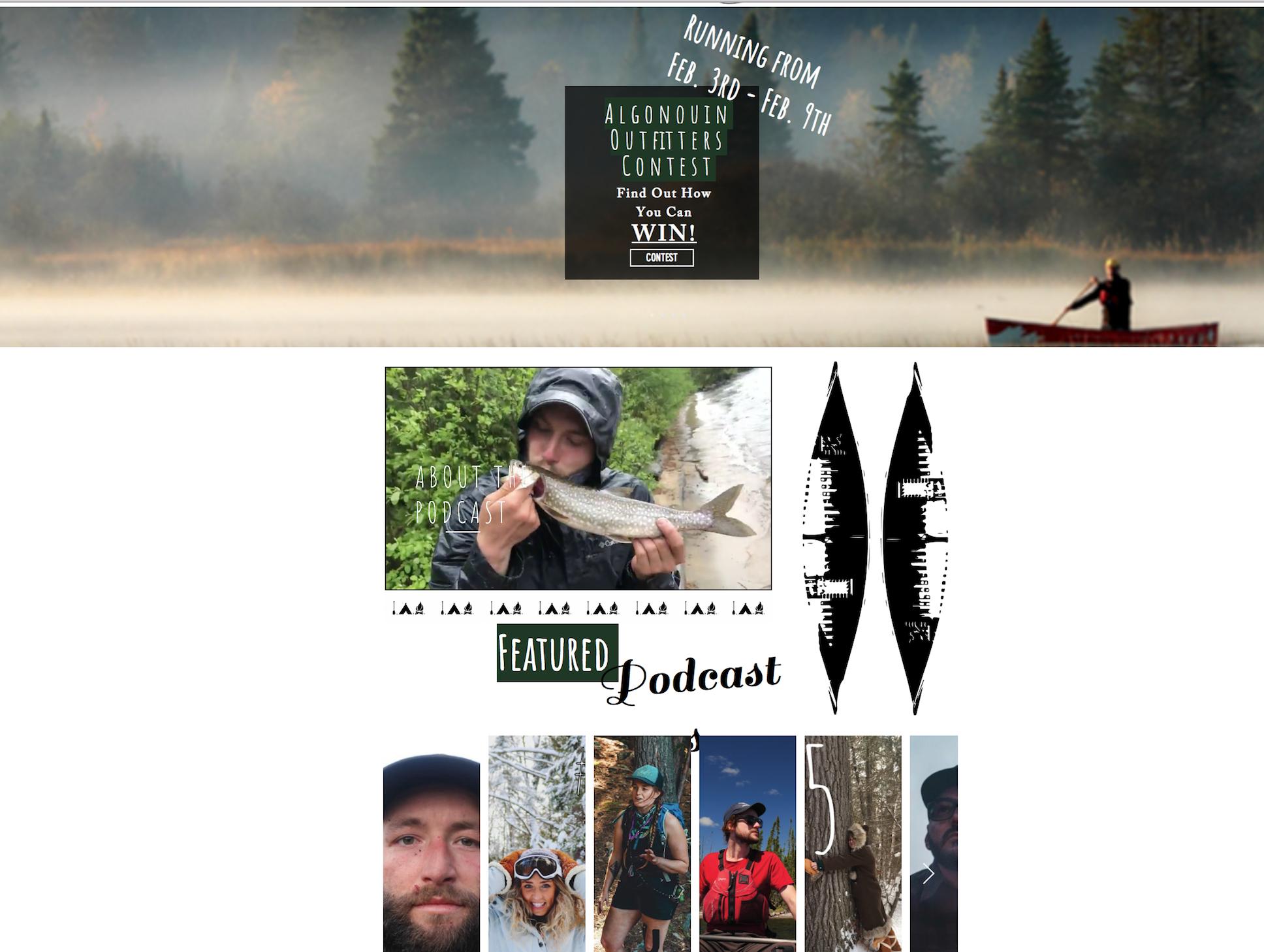 UnderTheYoke.ca website and podcast