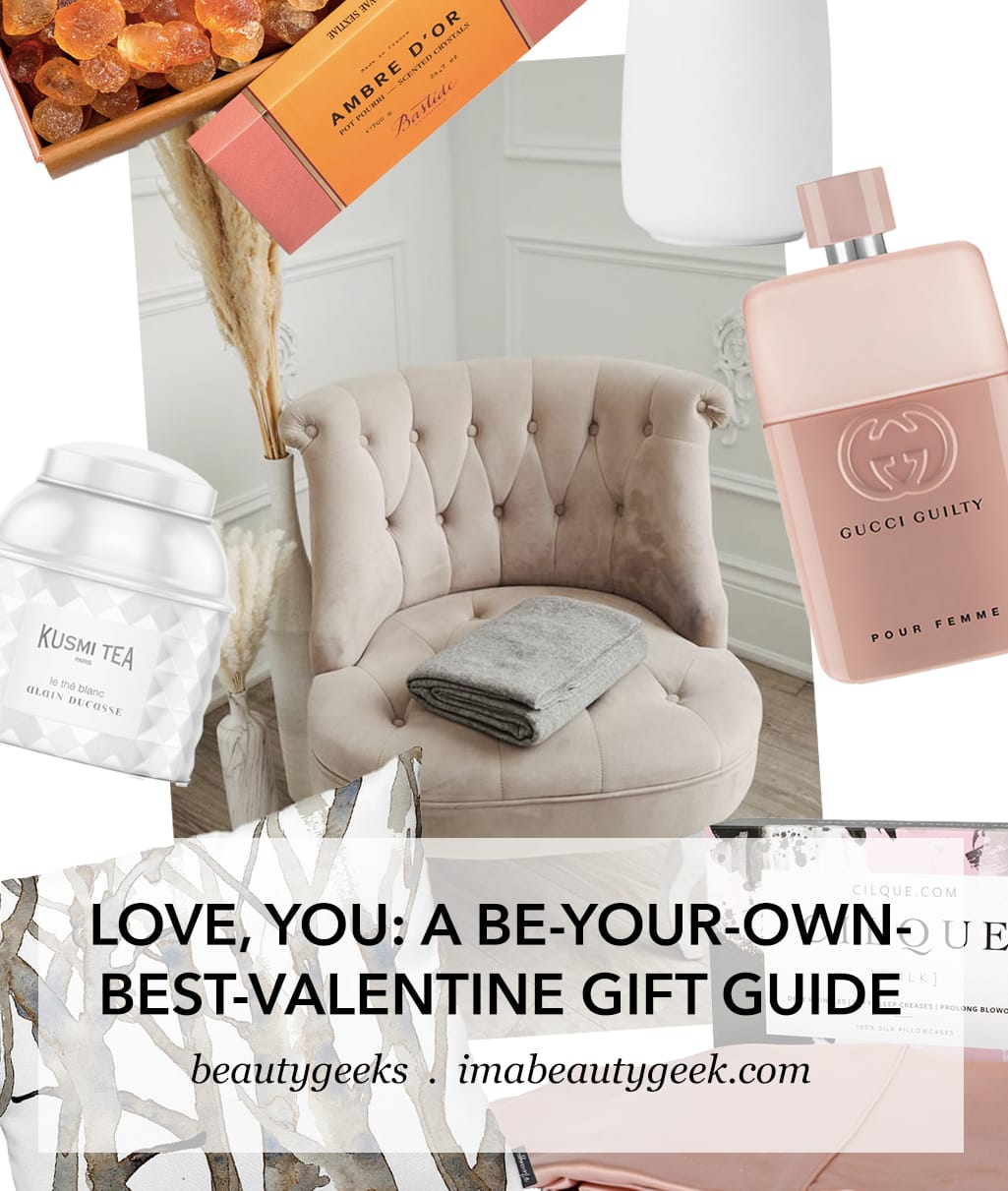 Beauty Geeks Valentine's Gift Guide