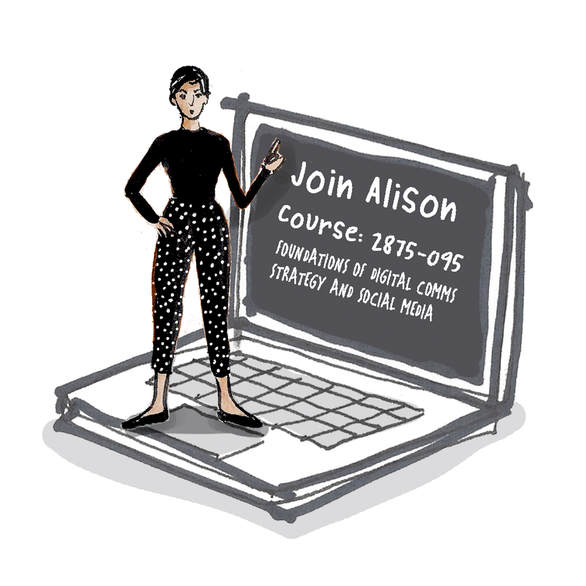 Learn Digital Strategy online this spring with Alison Garwood-Jones, University of Toronto School of Continuing Studies