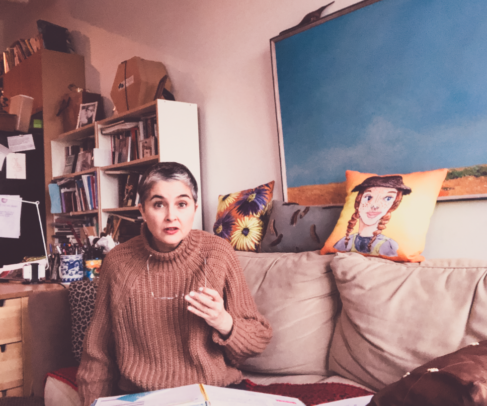 Q&A with Alison Garwood-Jones