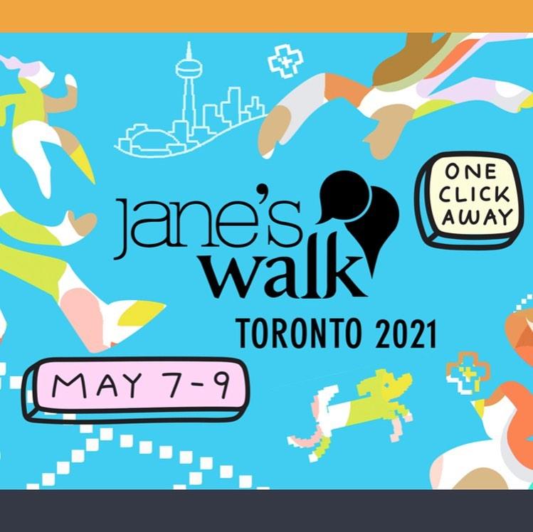 Jane's Walk Toronto 2021